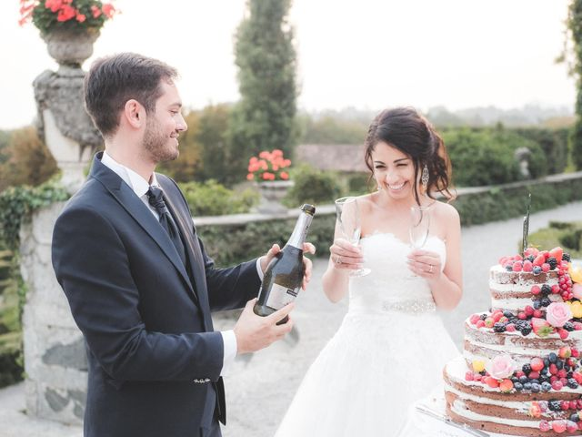 Il matrimonio di Alberto e Virginia a Imbersago, Lecco 118