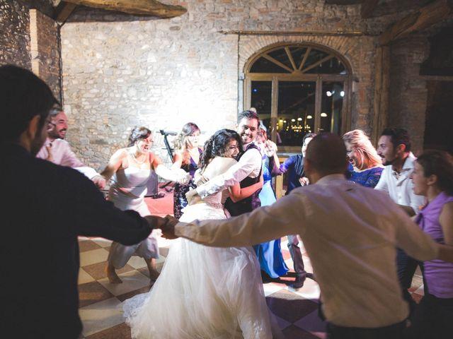 Il matrimonio di Alberto e Virginia a Imbersago, Lecco 120