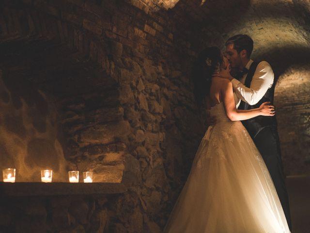 Il matrimonio di Alberto e Virginia a Imbersago, Lecco 125
