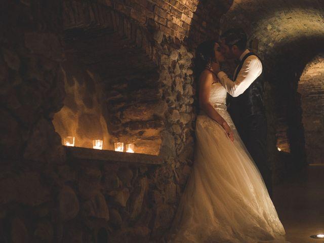 Il matrimonio di Alberto e Virginia a Imbersago, Lecco 126