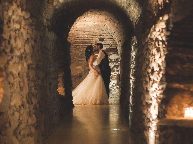 Il matrimonio di Alberto e Virginia a Imbersago, Lecco 130