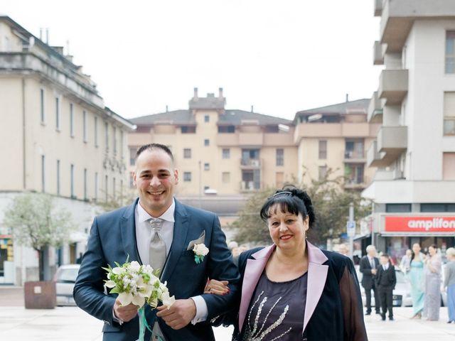 Il matrimonio di Simone e Valentina a San Giuliano Milanese, Milano 10