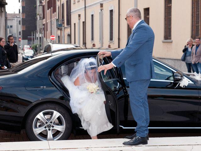 Il matrimonio di Simone e Valentina a San Giuliano Milanese, Milano 11