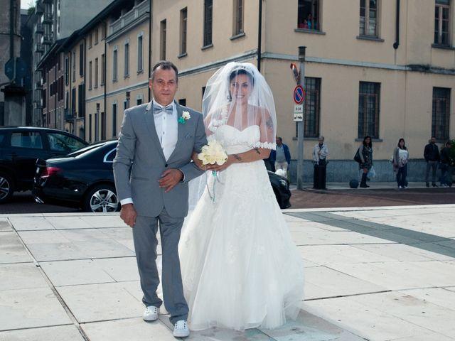 Il matrimonio di Simone e Valentina a San Giuliano Milanese, Milano 12