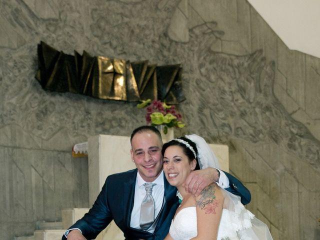 Il matrimonio di Simone e Valentina a San Giuliano Milanese, Milano 14