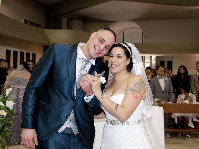 Il matrimonio di Simone e Valentina a San Giuliano Milanese, Milano 15