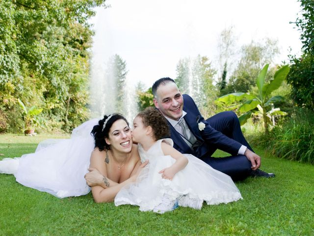 Il matrimonio di Simone e Valentina a San Giuliano Milanese, Milano 18