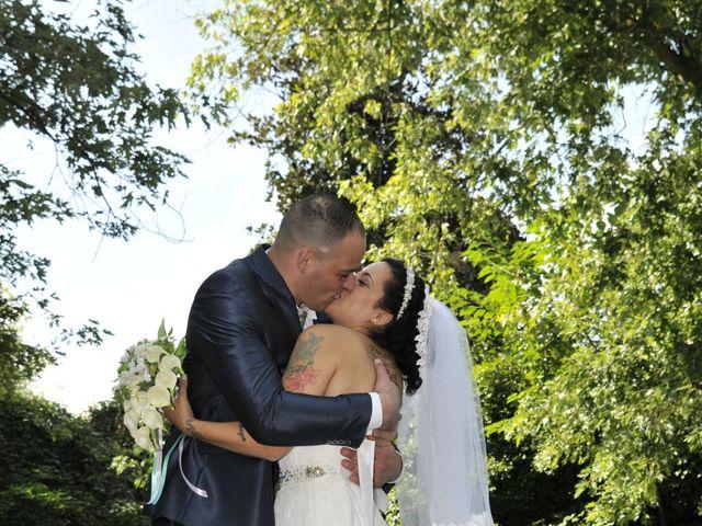 Il matrimonio di Simone e Valentina a San Giuliano Milanese, Milano 25