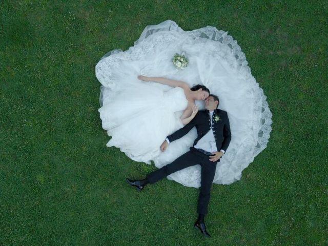 Il matrimonio di Jonatan  e Samantha  a Seravezza, Lucca 1