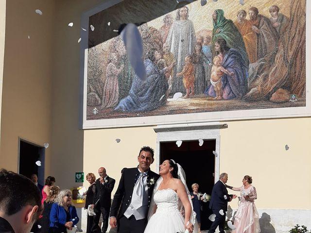 Il matrimonio di Jonatan  e Samantha  a Seravezza, Lucca 2