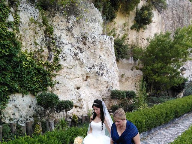 Il matrimonio di Francesca e Damiano a Noto, Siracusa 3