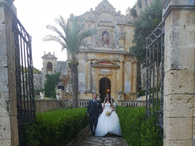 Il matrimonio di Francesca e Damiano a Noto, Siracusa 8