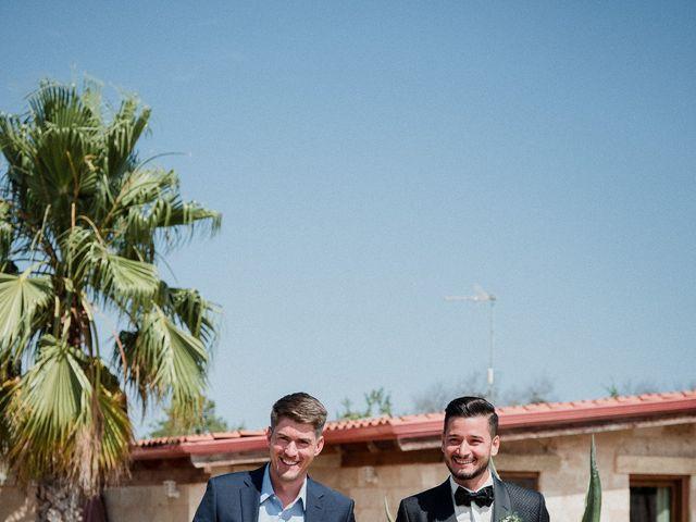 Il matrimonio di Federico e Melani a Taviano, Lecce 16