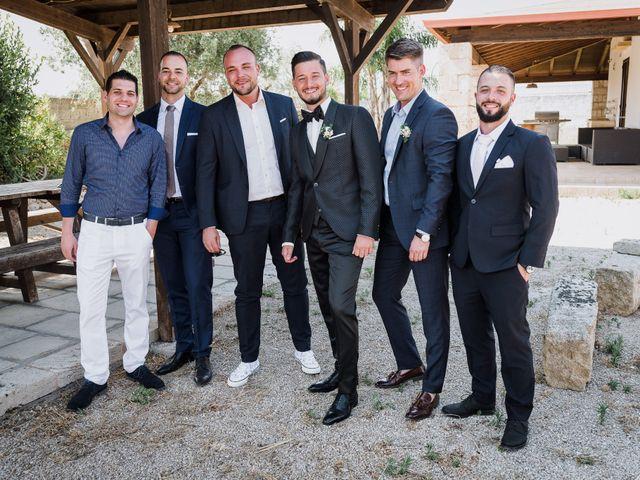 Il matrimonio di Federico e Melani a Taviano, Lecce 21
