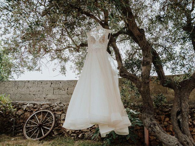 Il matrimonio di Federico e Melani a Taviano, Lecce 27