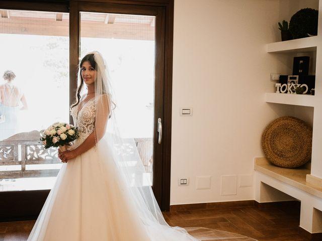 Il matrimonio di Federico e Melani a Taviano, Lecce 48