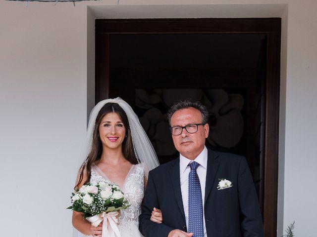 Il matrimonio di Federico e Melani a Taviano, Lecce 52