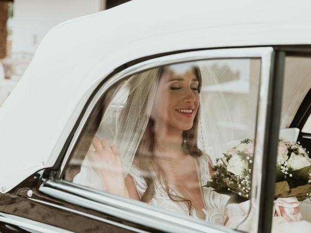 Il matrimonio di Federico e Melani a Taviano, Lecce 53