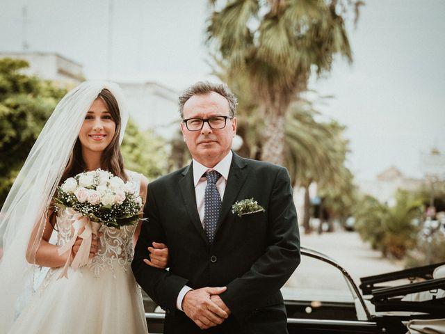 Il matrimonio di Federico e Melani a Taviano, Lecce 60