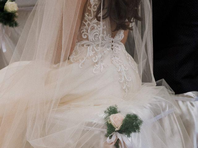 Il matrimonio di Federico e Melani a Taviano, Lecce 63