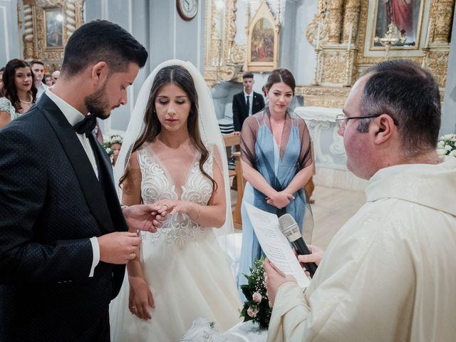 Il matrimonio di Federico e Melani a Taviano, Lecce 64