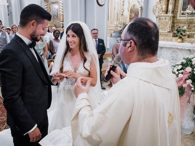 Il matrimonio di Federico e Melani a Taviano, Lecce 65