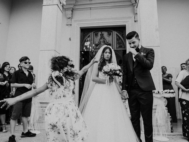 Il matrimonio di Federico e Melani a Taviano, Lecce 67