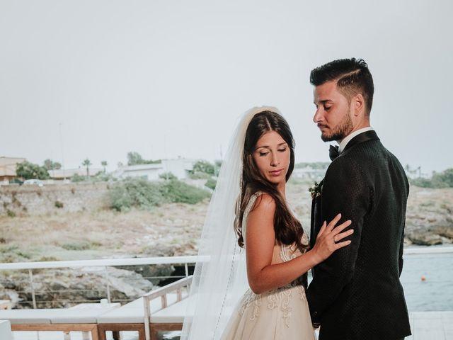 Il matrimonio di Federico e Melani a Taviano, Lecce 71