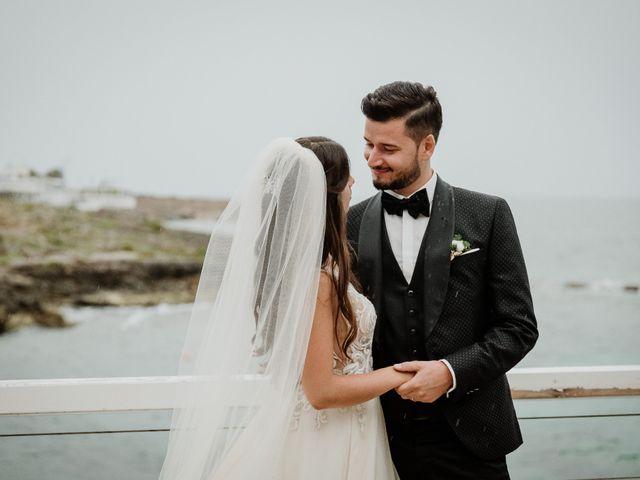 Il matrimonio di Federico e Melani a Taviano, Lecce 76