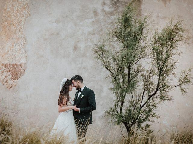 Il matrimonio di Federico e Melani a Taviano, Lecce 82