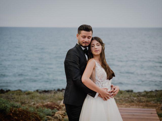 Il matrimonio di Federico e Melani a Taviano, Lecce 84
