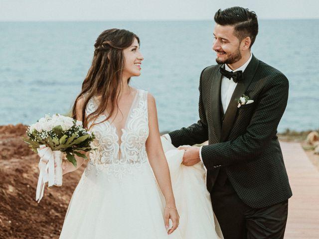 Il matrimonio di Federico e Melani a Taviano, Lecce 92