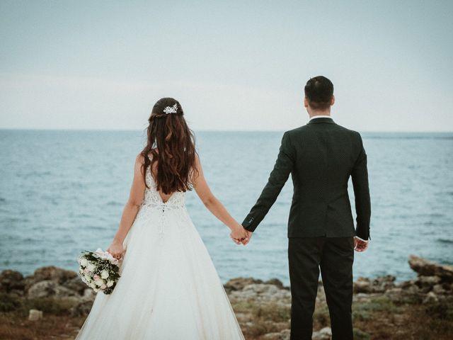 Il matrimonio di Federico e Melani a Taviano, Lecce 94