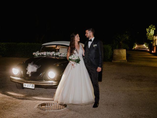 Il matrimonio di Federico e Melani a Taviano, Lecce 97