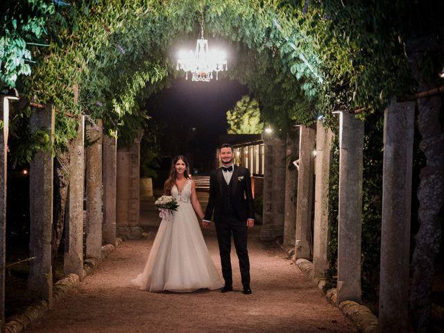 Il matrimonio di Federico e Melani a Taviano, Lecce 98