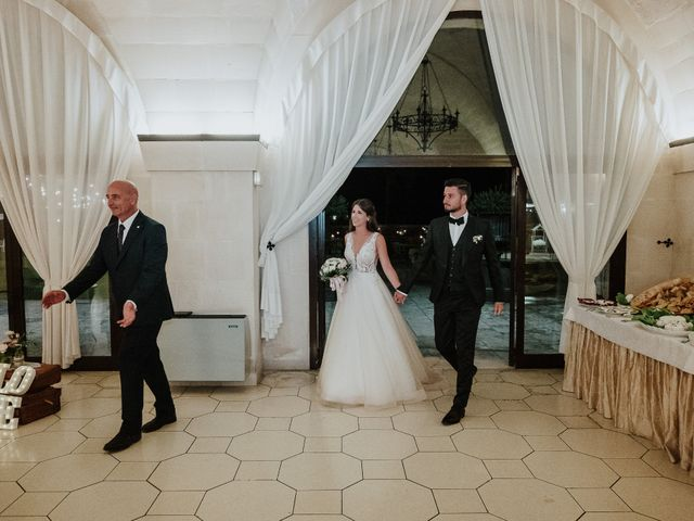 Il matrimonio di Federico e Melani a Taviano, Lecce 100