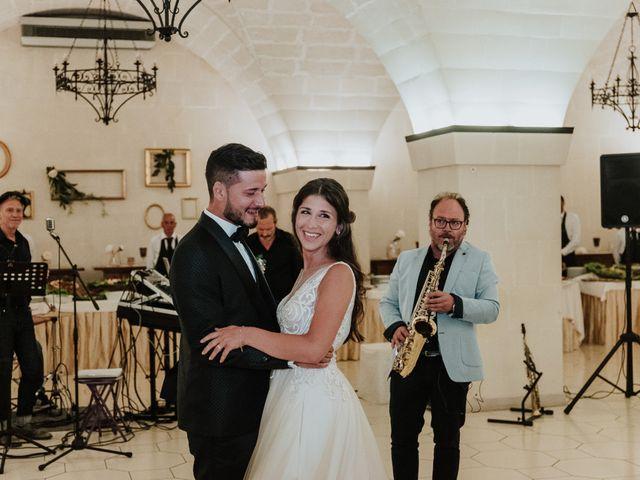 Il matrimonio di Federico e Melani a Taviano, Lecce 101