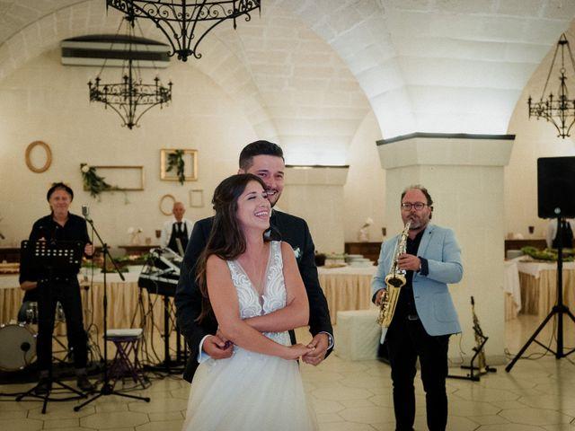 Il matrimonio di Federico e Melani a Taviano, Lecce 102