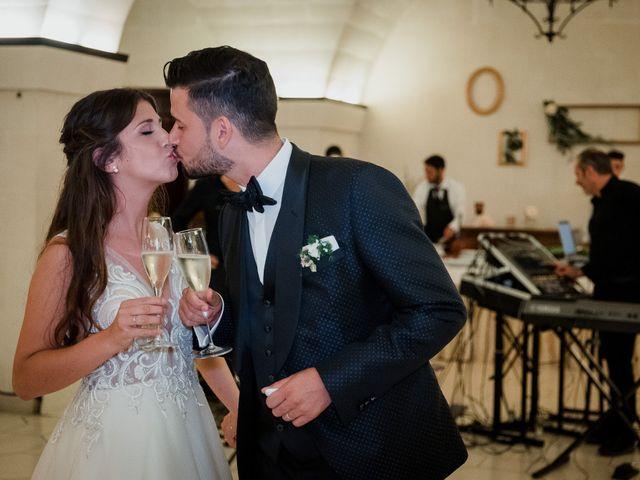 Il matrimonio di Federico e Melani a Taviano, Lecce 104