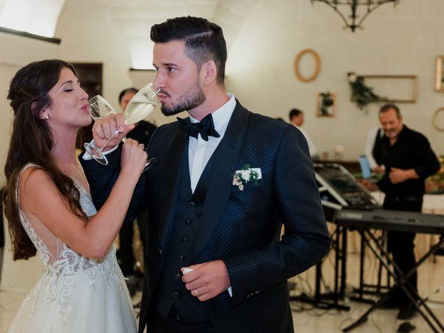 Il matrimonio di Federico e Melani a Taviano, Lecce 105