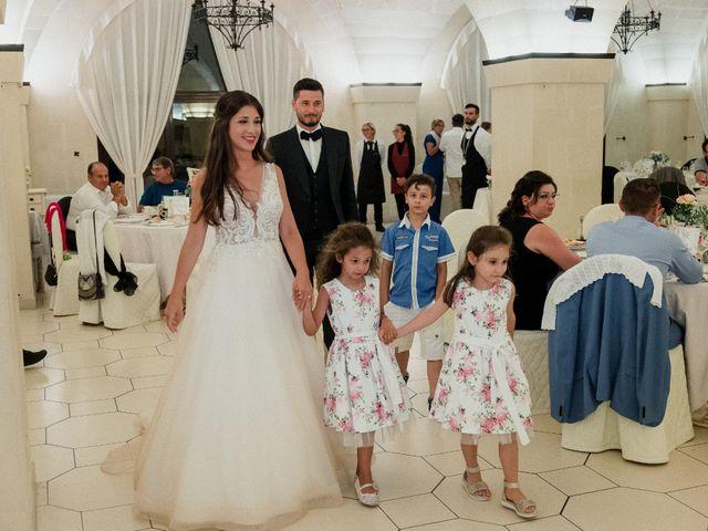 Il matrimonio di Federico e Melani a Taviano, Lecce 115