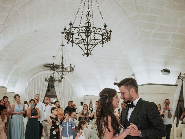 Il matrimonio di Federico e Melani a Taviano, Lecce 119