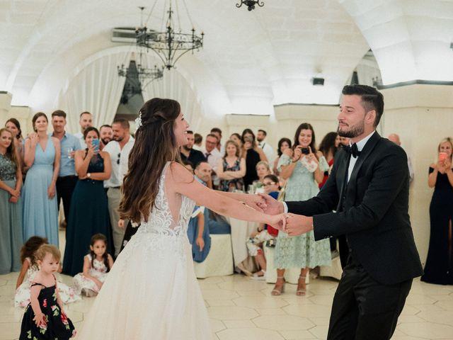 Il matrimonio di Federico e Melani a Taviano, Lecce 120