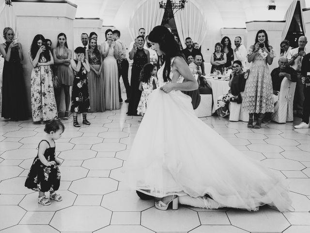 Il matrimonio di Federico e Melani a Taviano, Lecce 121