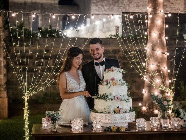 Il matrimonio di Federico e Melani a Taviano, Lecce 131