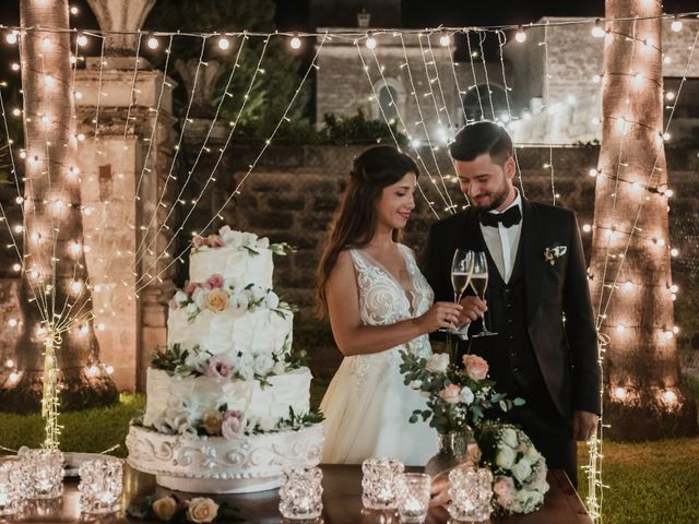 Il matrimonio di Federico e Melani a Taviano, Lecce 133