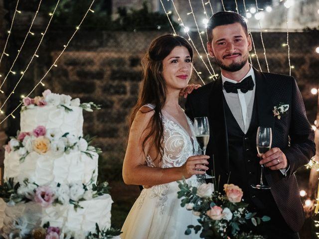 Il matrimonio di Federico e Melani a Taviano, Lecce 134