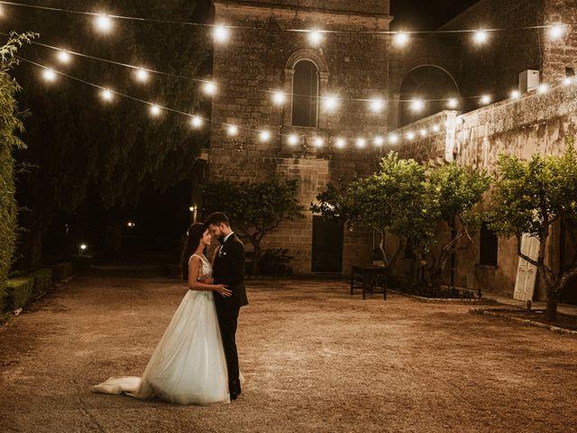 Le nozze di Melani e Federico