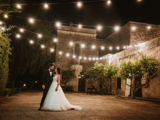 Il matrimonio di Federico e Melani a Taviano, Lecce 137