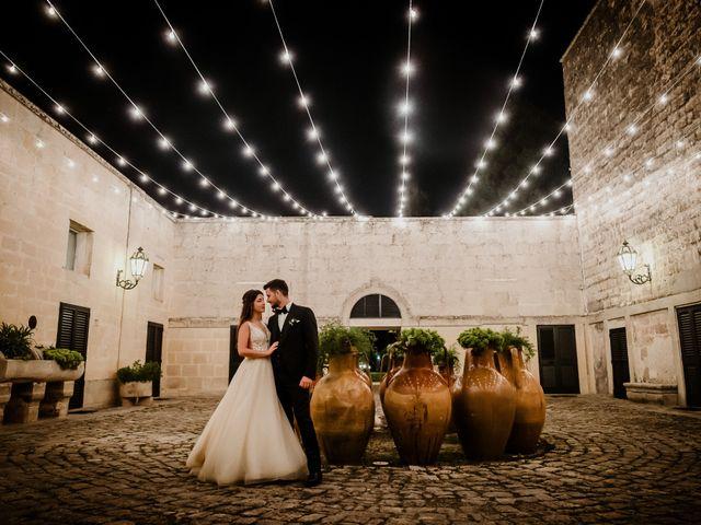 Il matrimonio di Federico e Melani a Taviano, Lecce 140